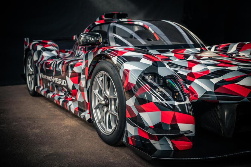 Toyota GR Super Sport (2021)