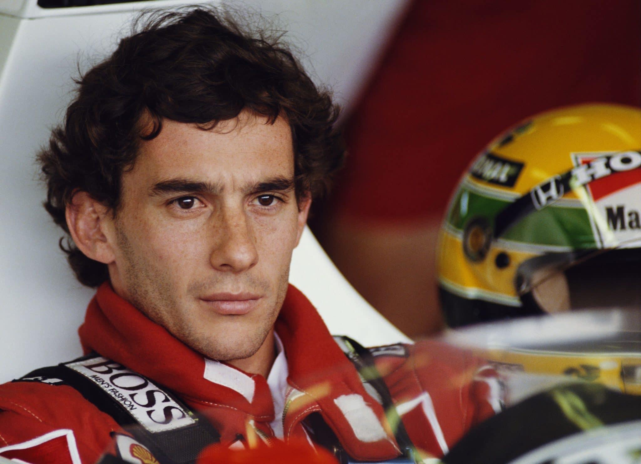 Ayrton Senna Netflix 2022