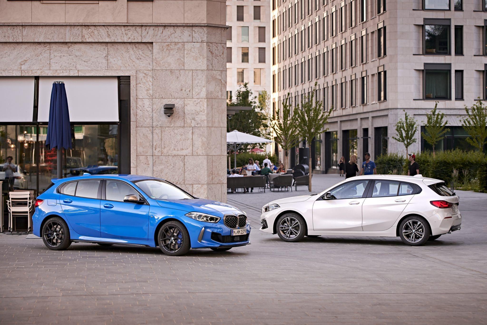 BMW Série 1 (F40)