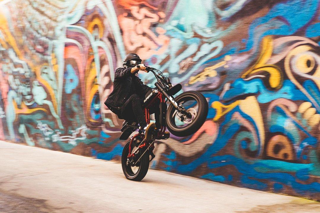 Vélos électriques SUPER73