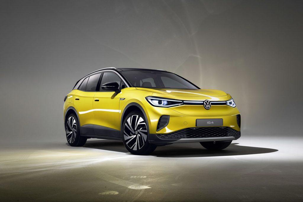 Volkswagen ID 4 1st Edition (2021)