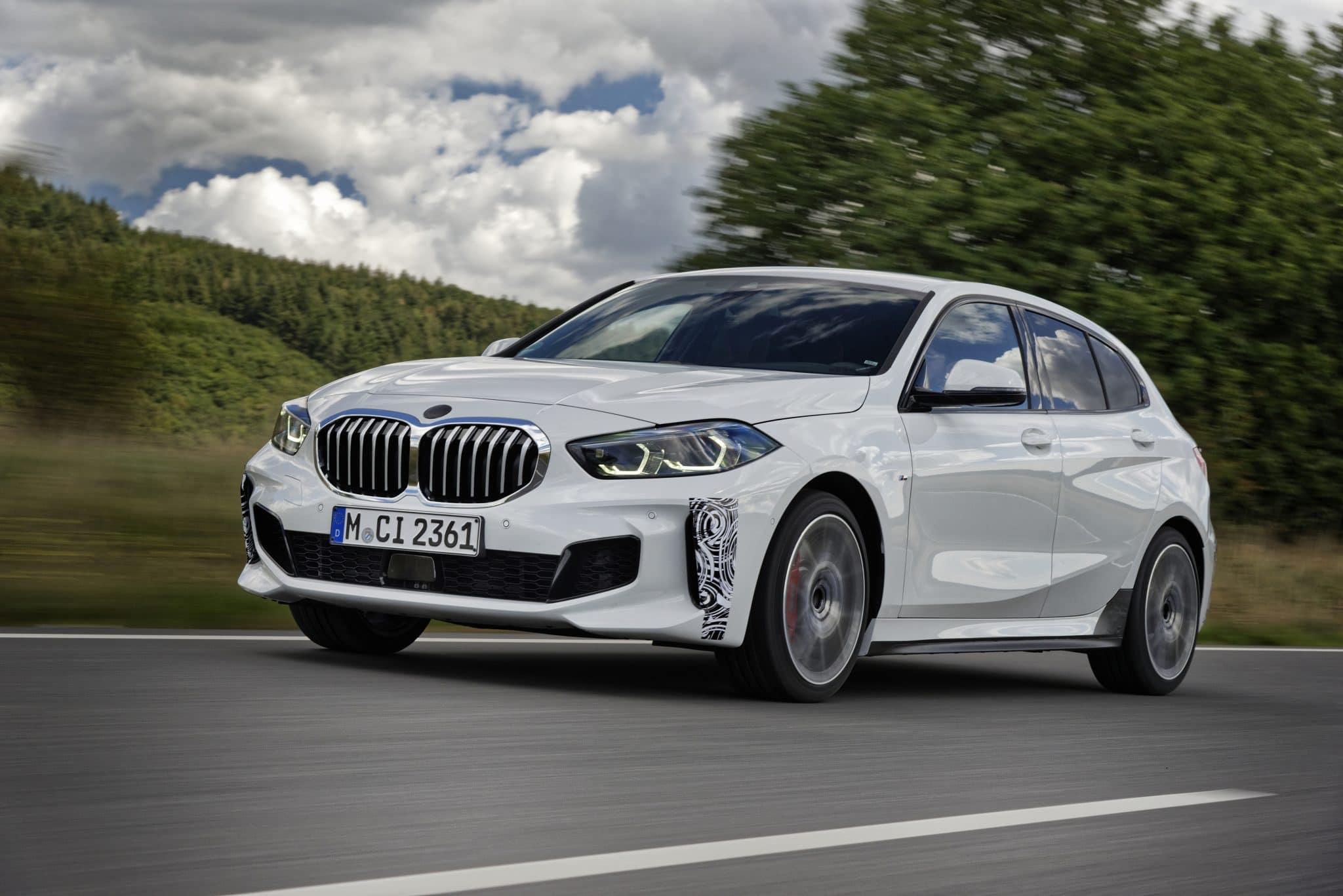 BMW 128ti : la sportive BM … à traction avant !