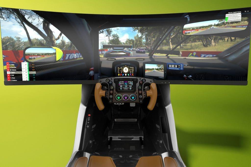 simulateur AMR-C01