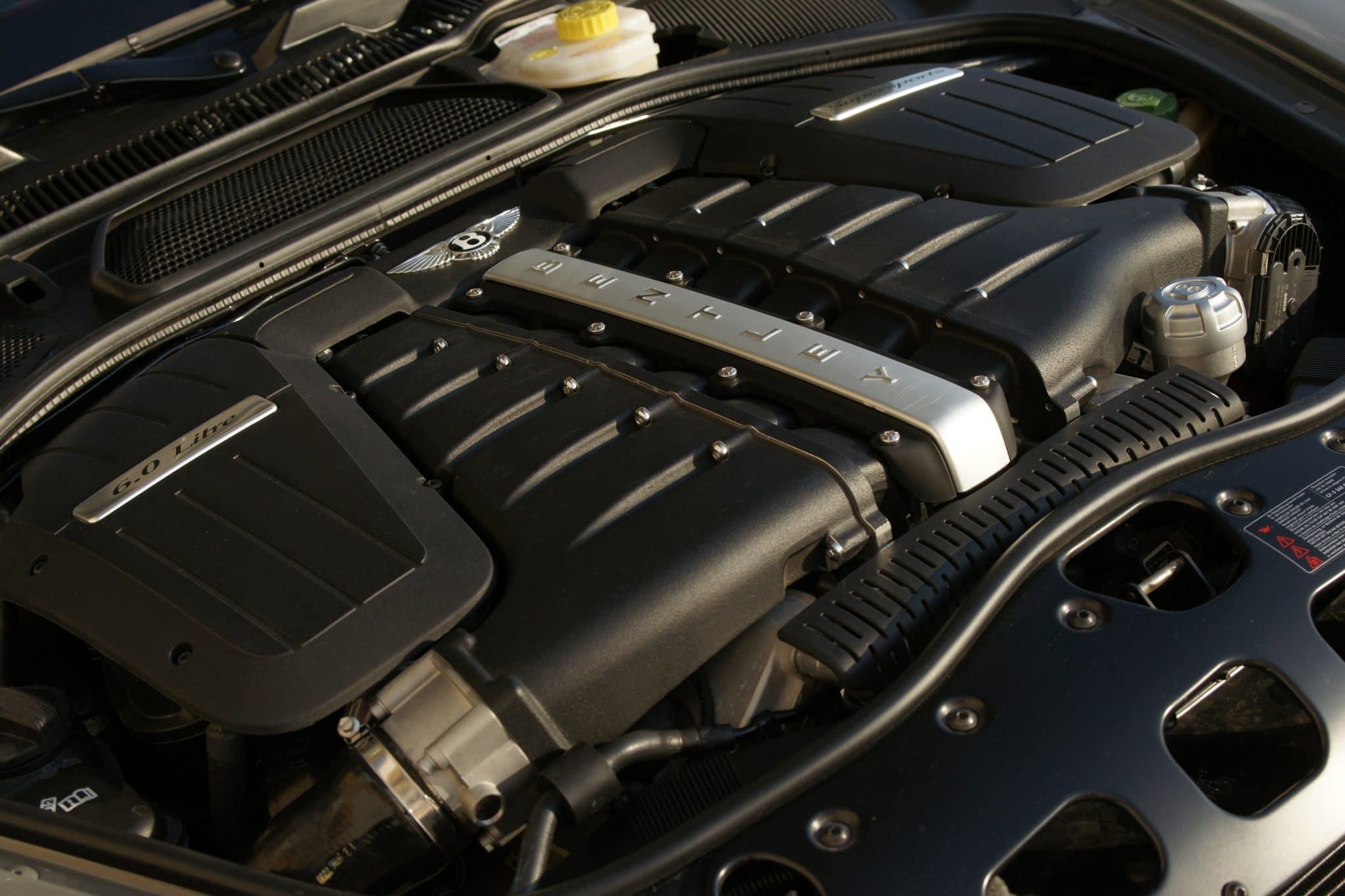 E85 Bentley moteur