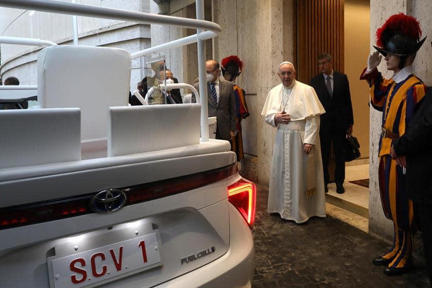 Pape Francis Vatican