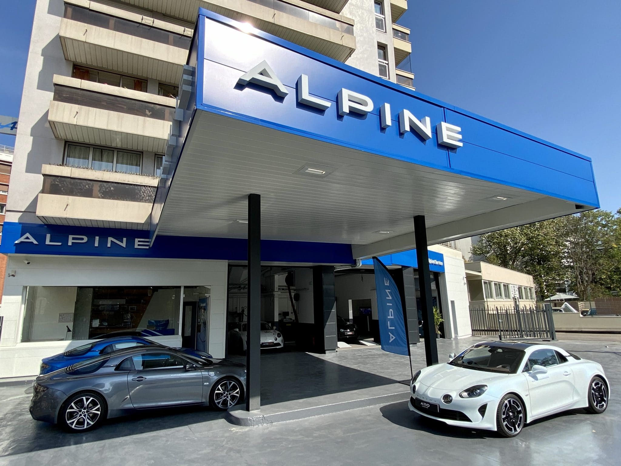 Centre Alpine Service
