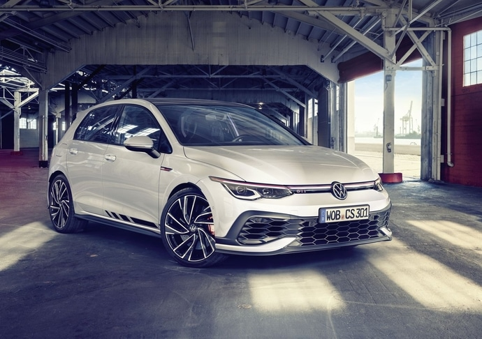 VW Golf GTI Clubsport 2021