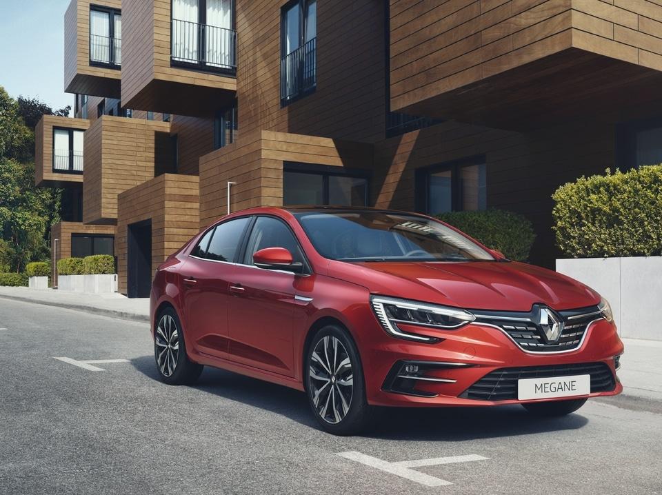 Renault Mégane restylées (2020)