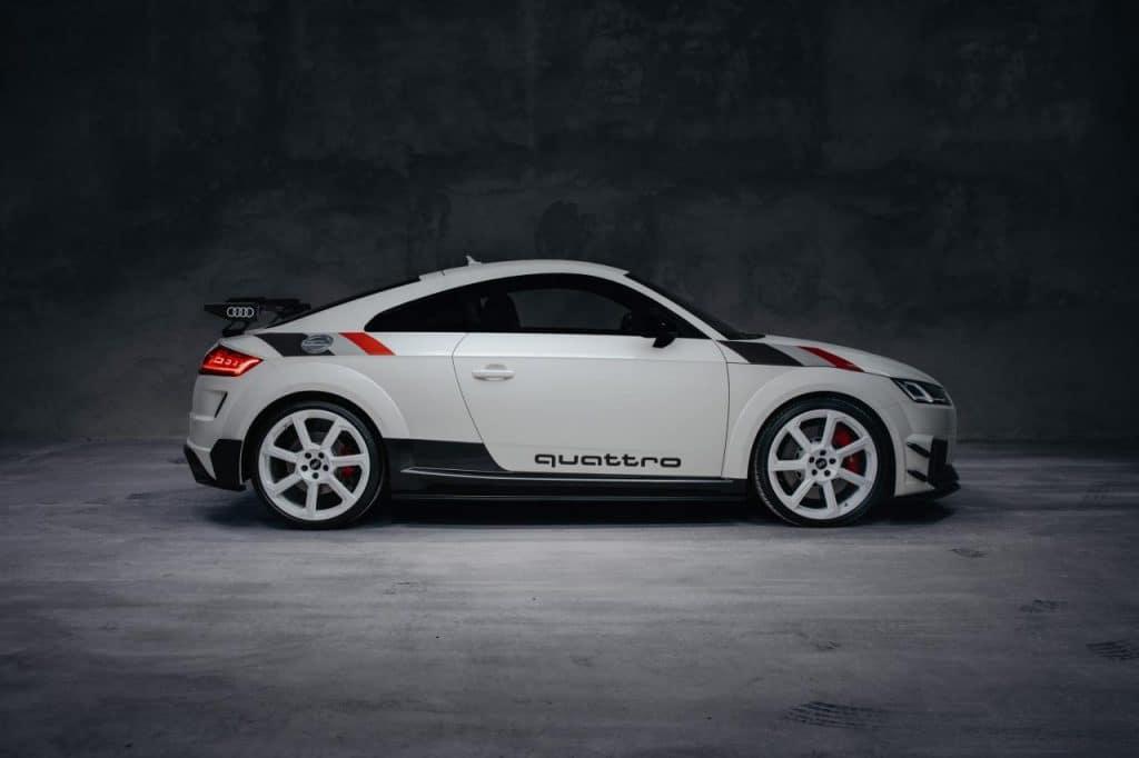 Audi TT RS 40 ans Quattro