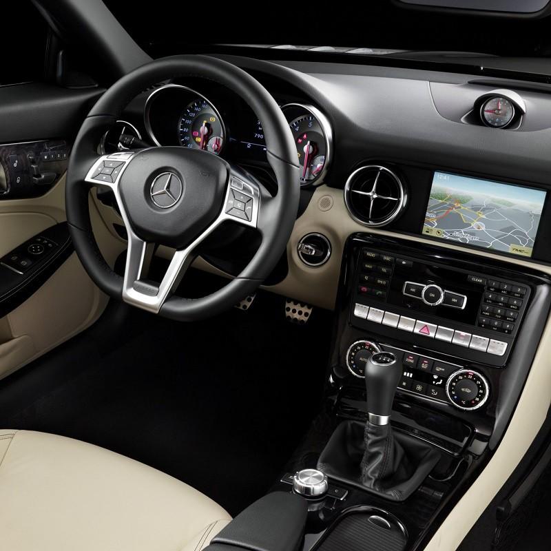 Mercedes boite manuelle