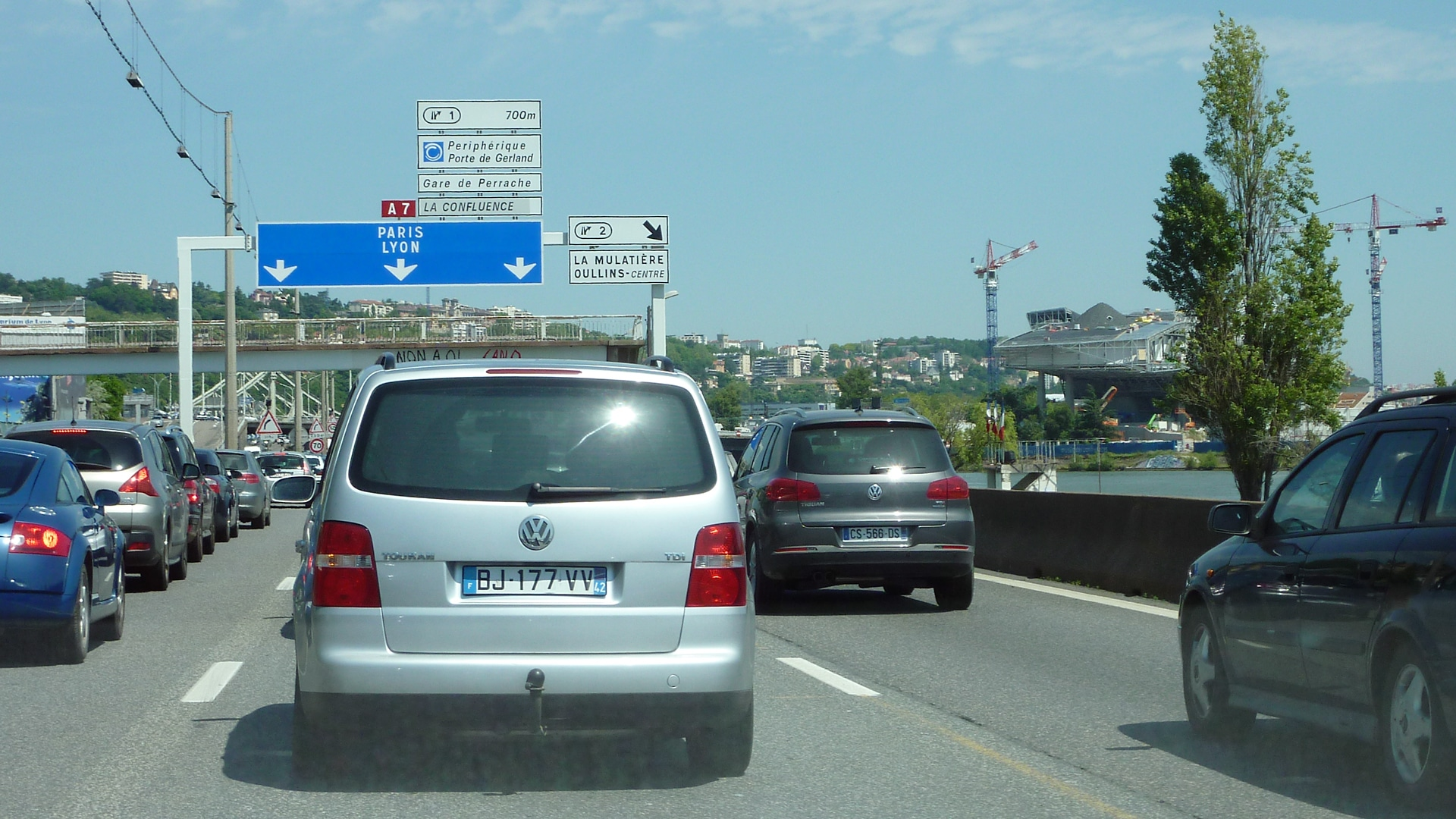 Diesel interdit à Lyon