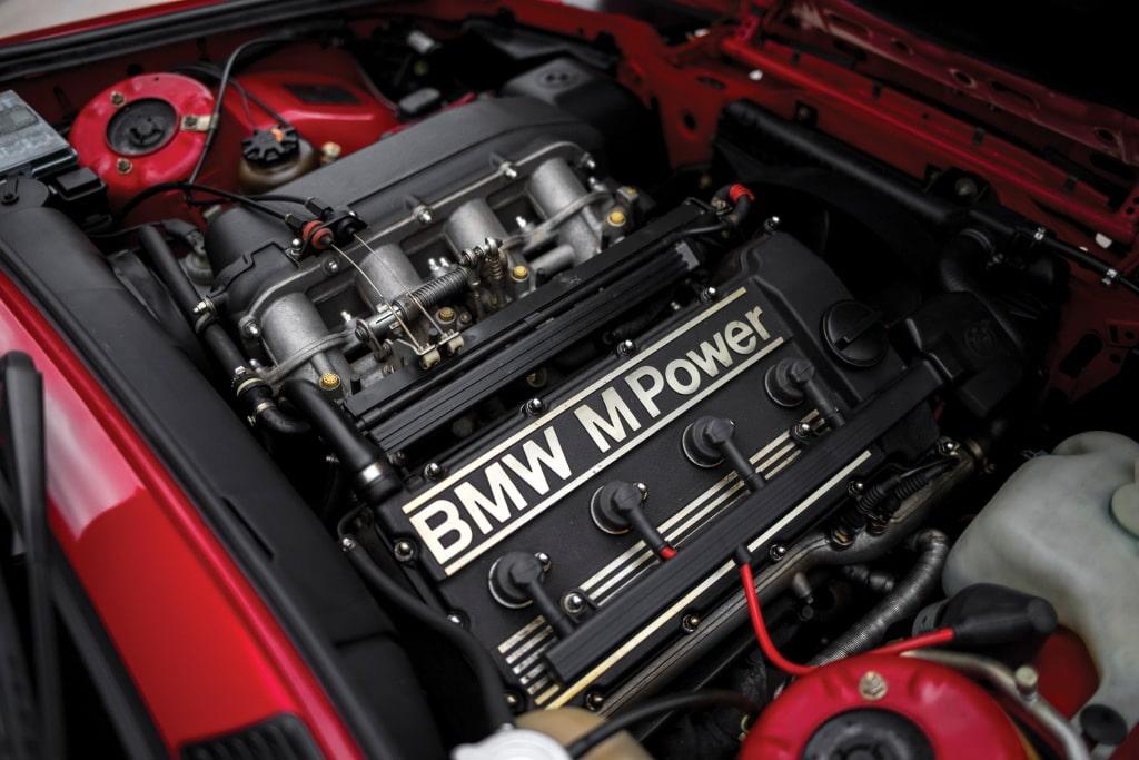 Moteur BMW M3 E30