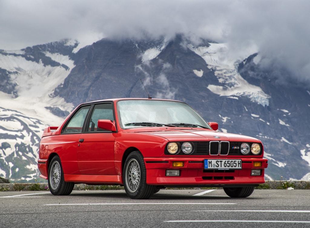 BMW M3 E30 ('1986-1991)