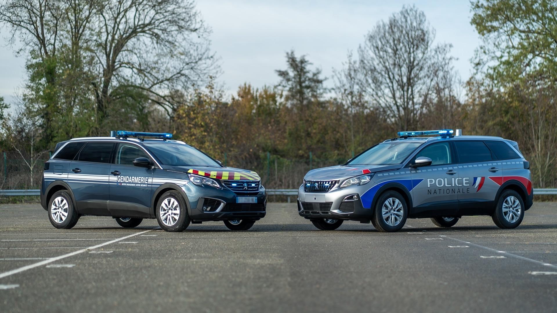 Police et gendarmerie. L'État commande 1 260 Peugeot 5008 fabriqués à Rennes et Sochaux