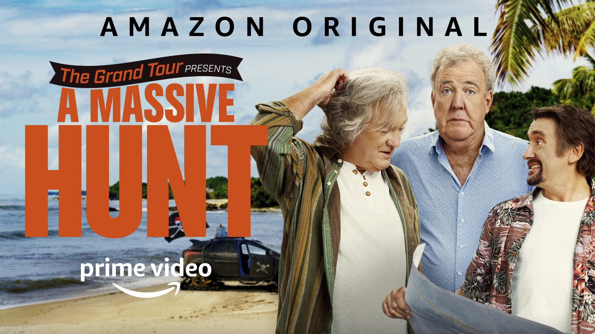 The Grand Tour Massive Hunt Amazon