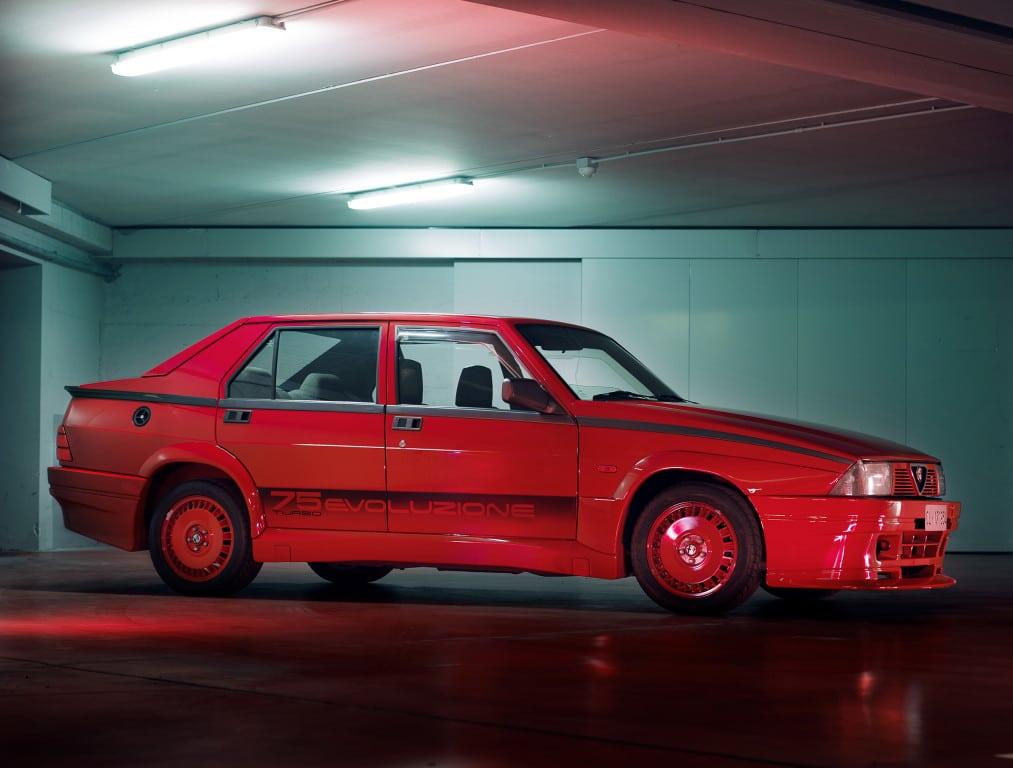 Alfa Romeo 75 Turbo Evoluzione (1987)