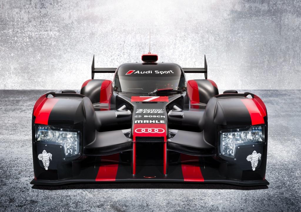 Audi Sport R18 Le Mans 2022