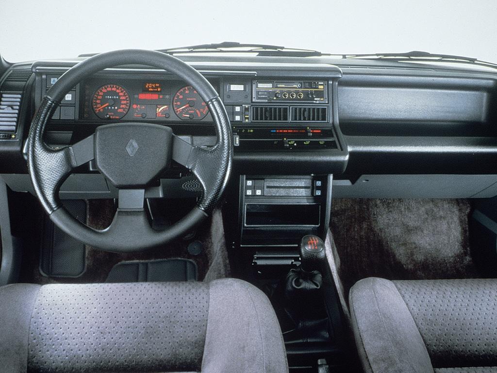Renault 21 Turbo