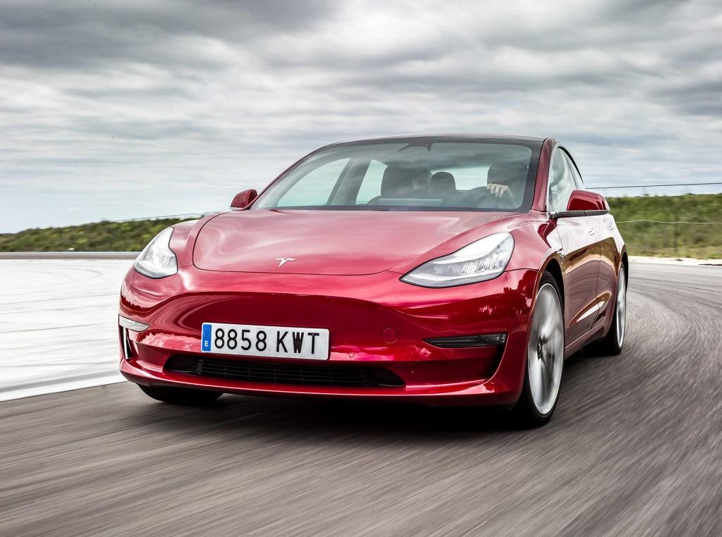 Tesla compacte - Model 3