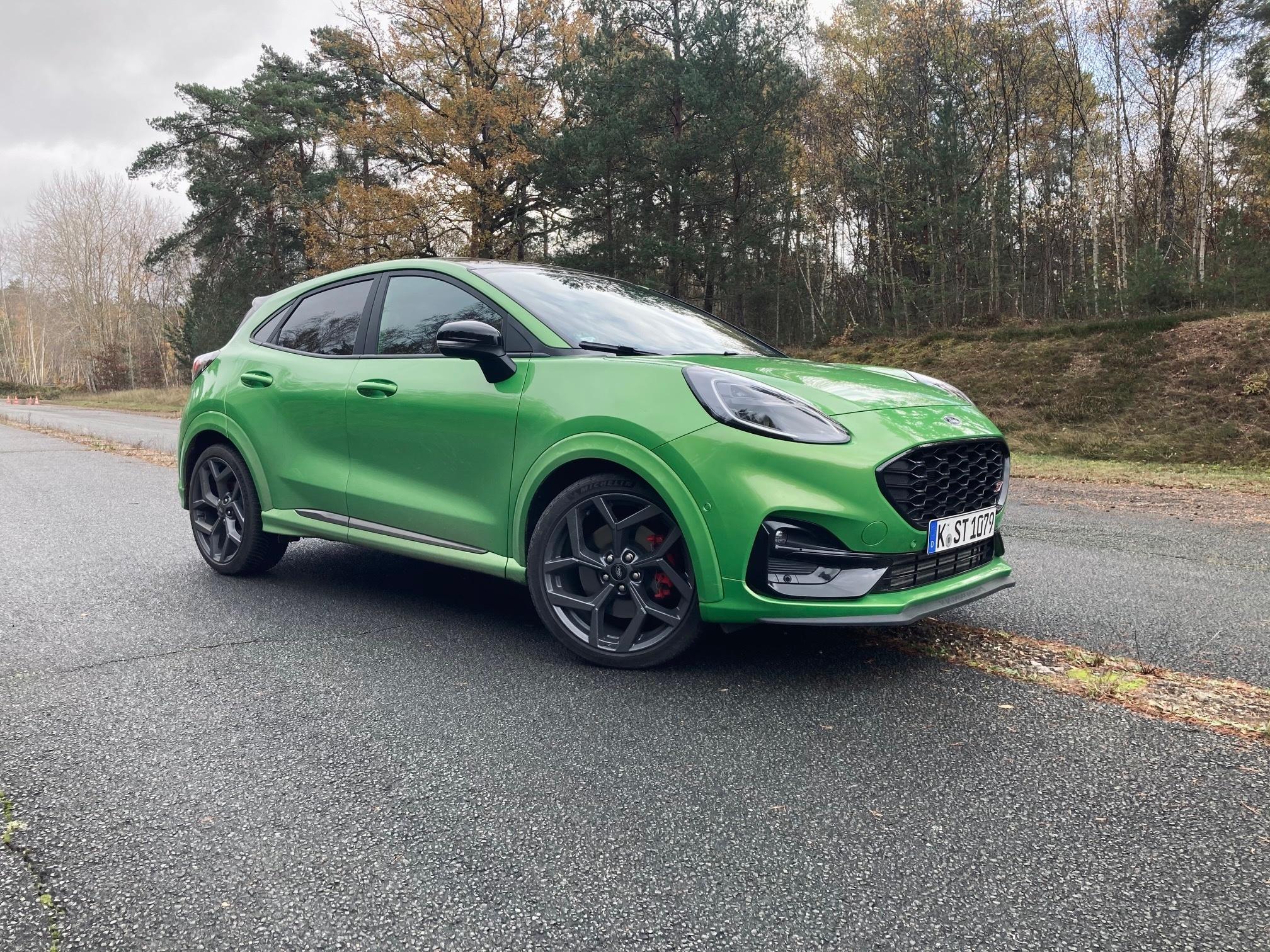 Essai Ford Puma ST (2020)