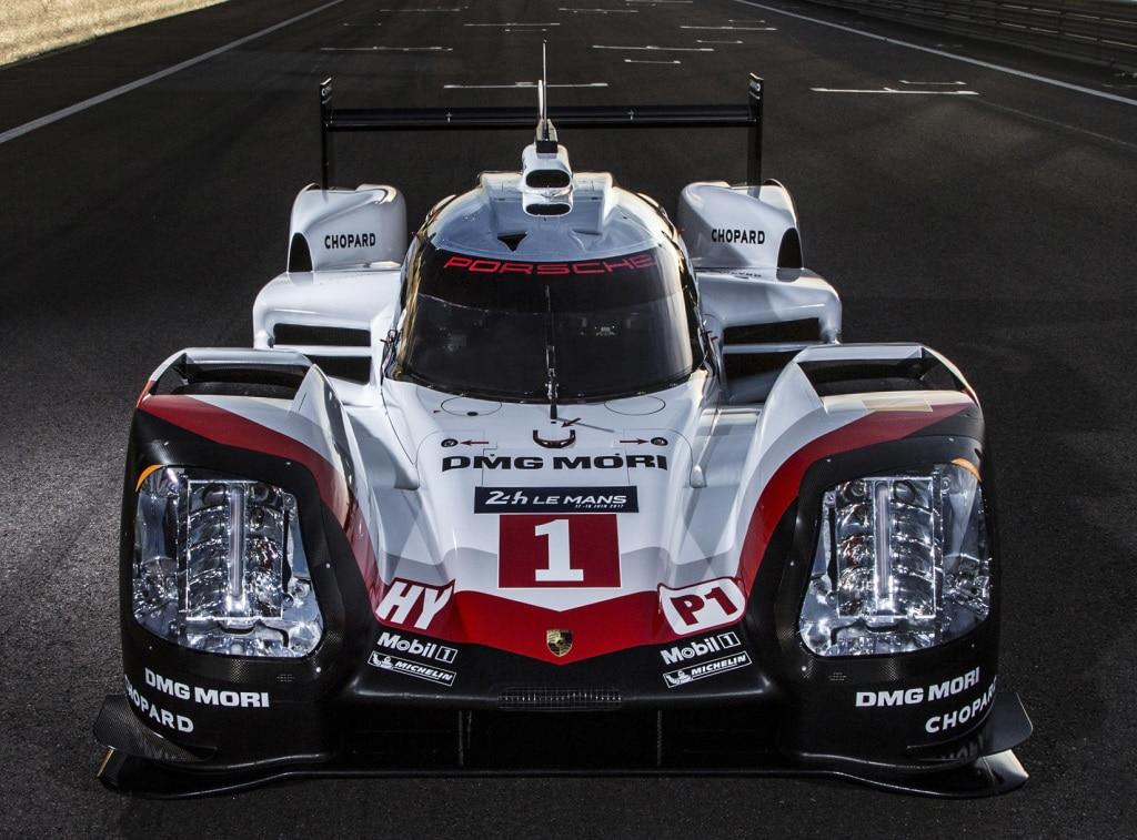Porsche de retour aux 24 heures du Mans dès 2023