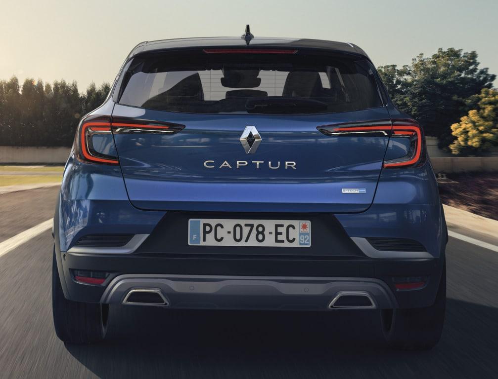 Plaques Renault captur
