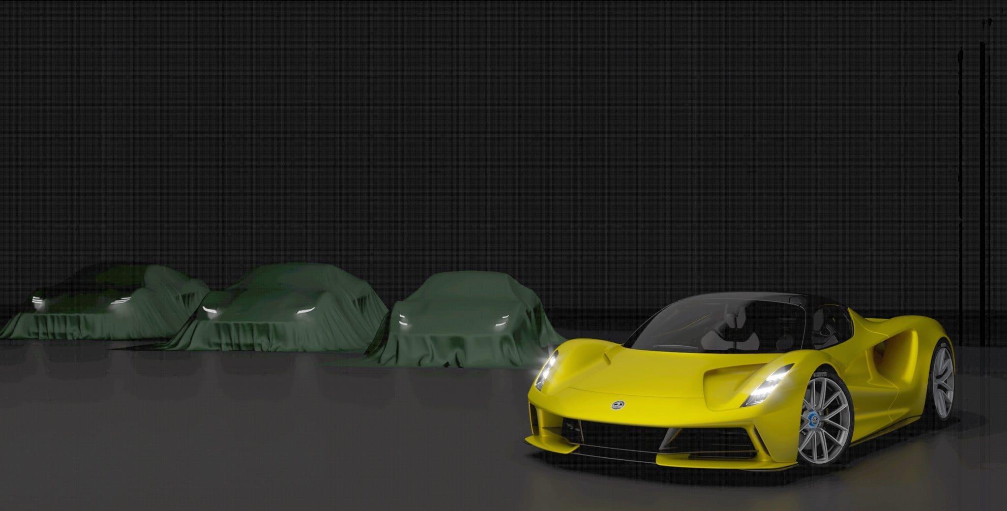 Nouveautés Lotus 2021