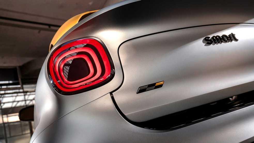 Smart SUV électrique