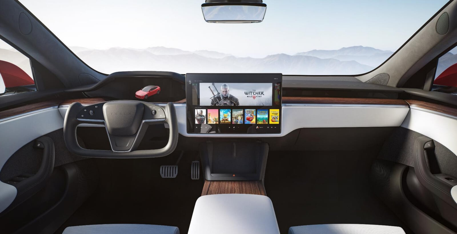 Restylage Tesla Model S & X (2021)