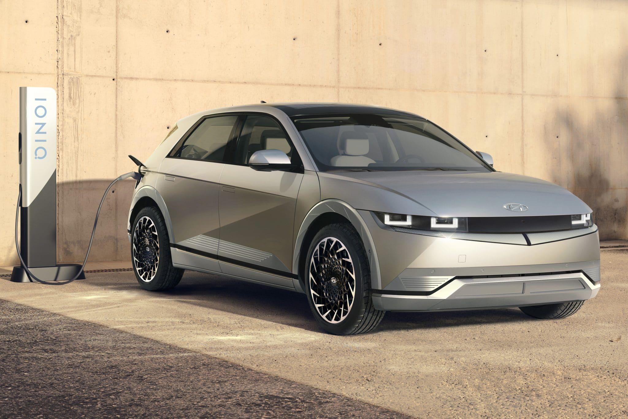 Hyundai Ioniq 5, un SUV électrique
