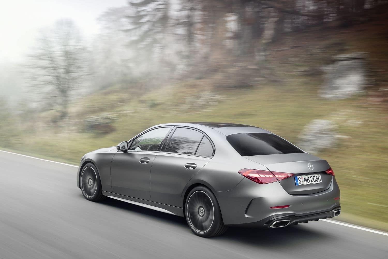 Mercedes Classe C (2021)