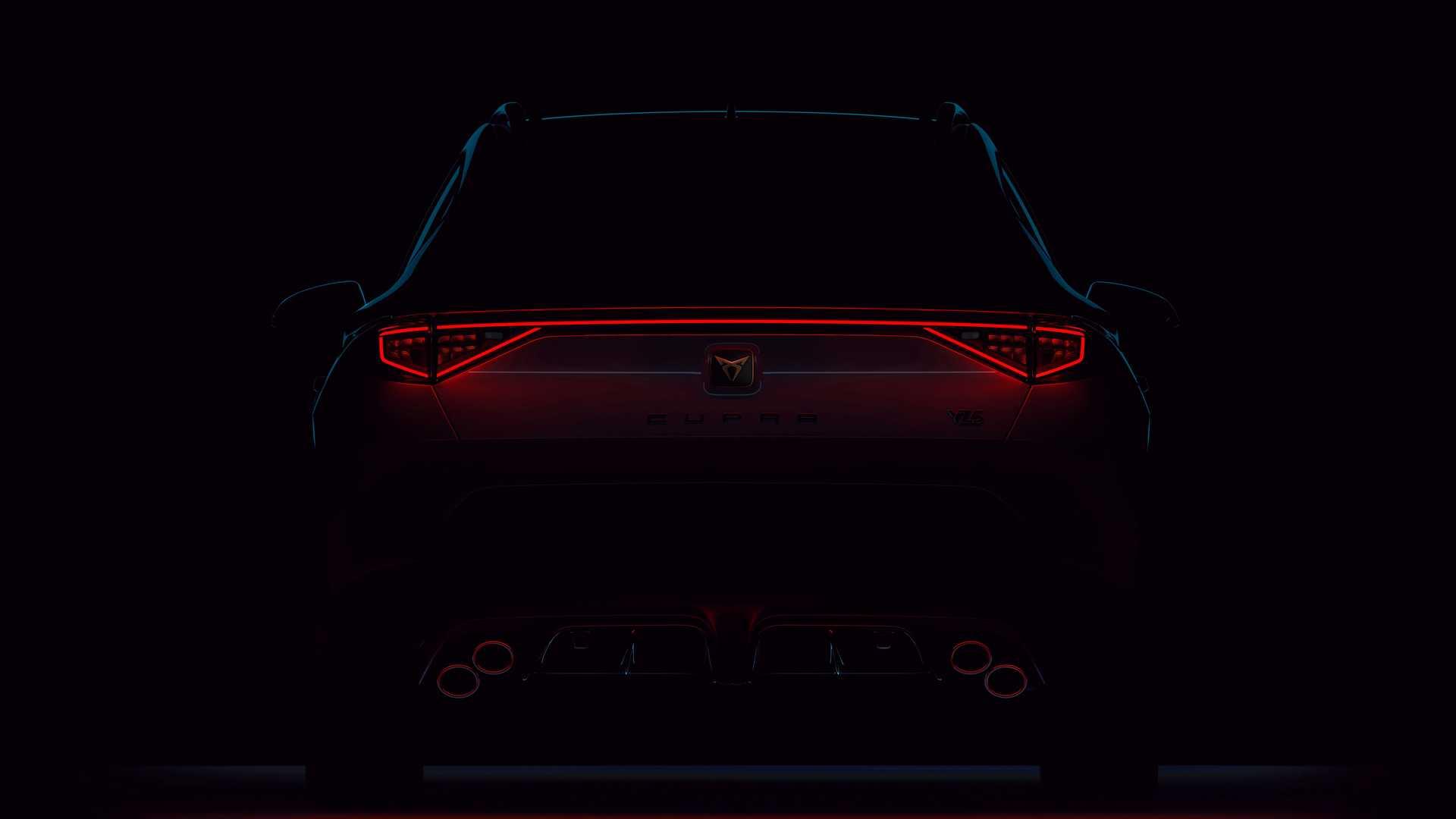 Le Cupra Formentor VZ5 arrive avec le 5 cylindres d'Audi Sport !