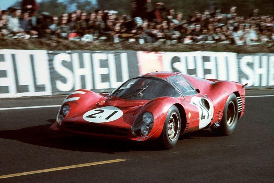 Ferrari 24h du Mans