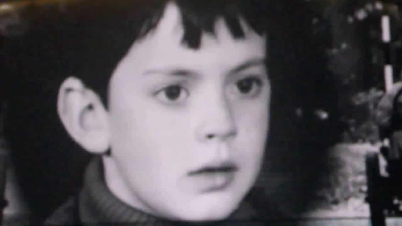 Enzo Ferrari enfant 10 ans