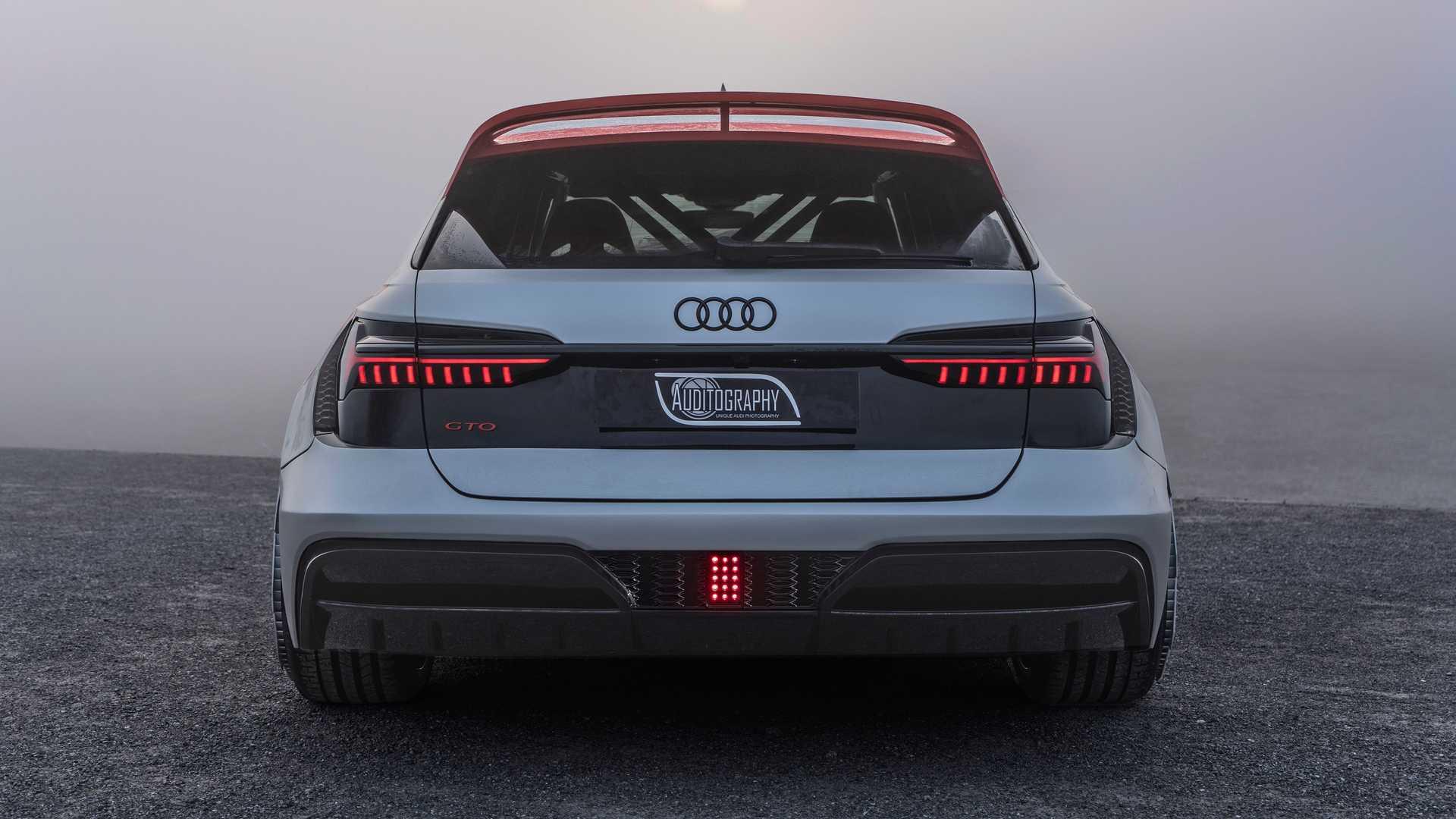 Audi RS6 GTO (2021)
