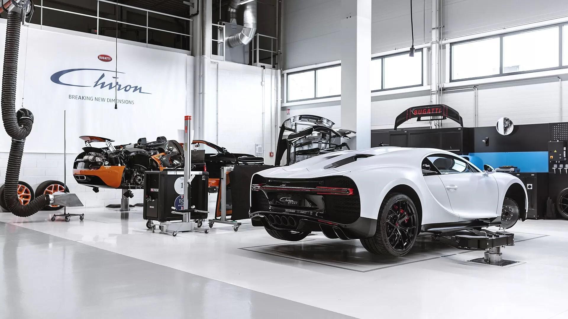 Bugatti - Passeport Tranquillité
