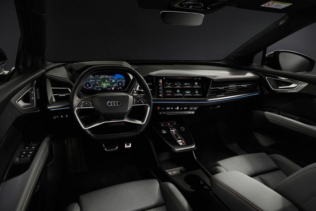 Intérieur Audi Q4 e-tron