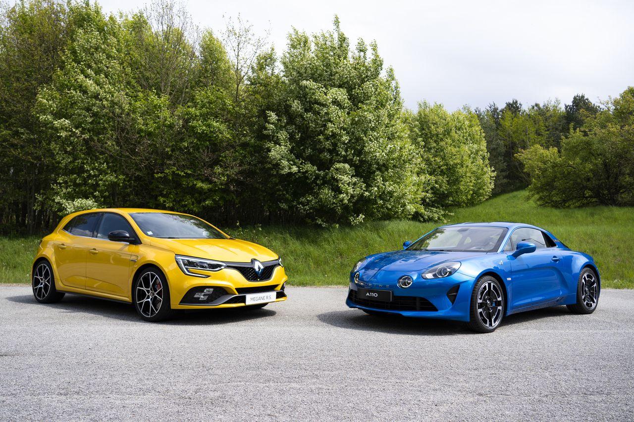 Renault Sport devient Alpine Cars