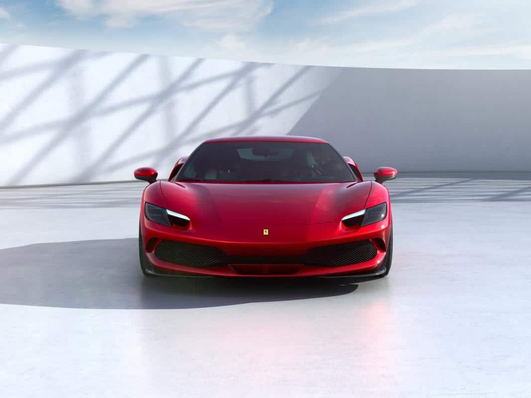 Ferrari 296 GTB (2021)