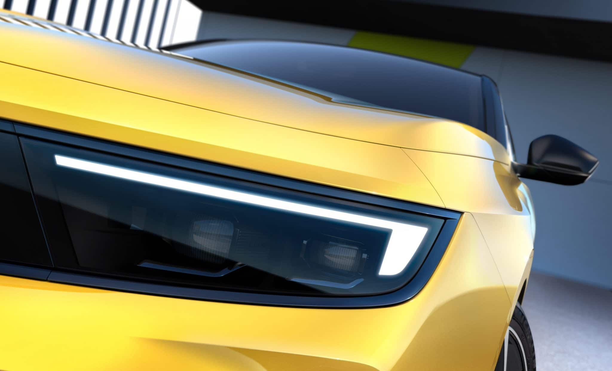 Future Opel Astra : les premières photos officielles