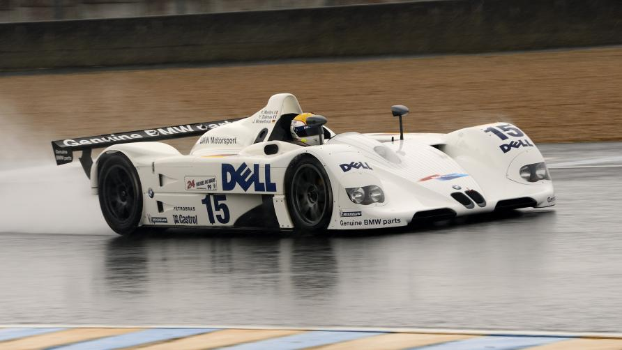 BMW IMSA 24h du Mans