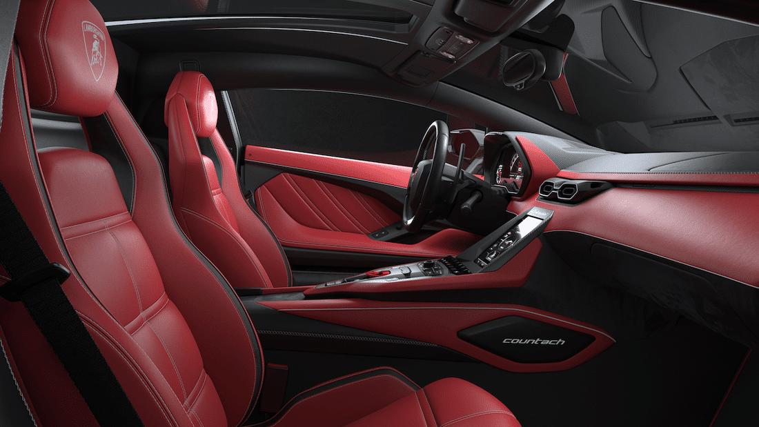 Lamborghini Countach 2021