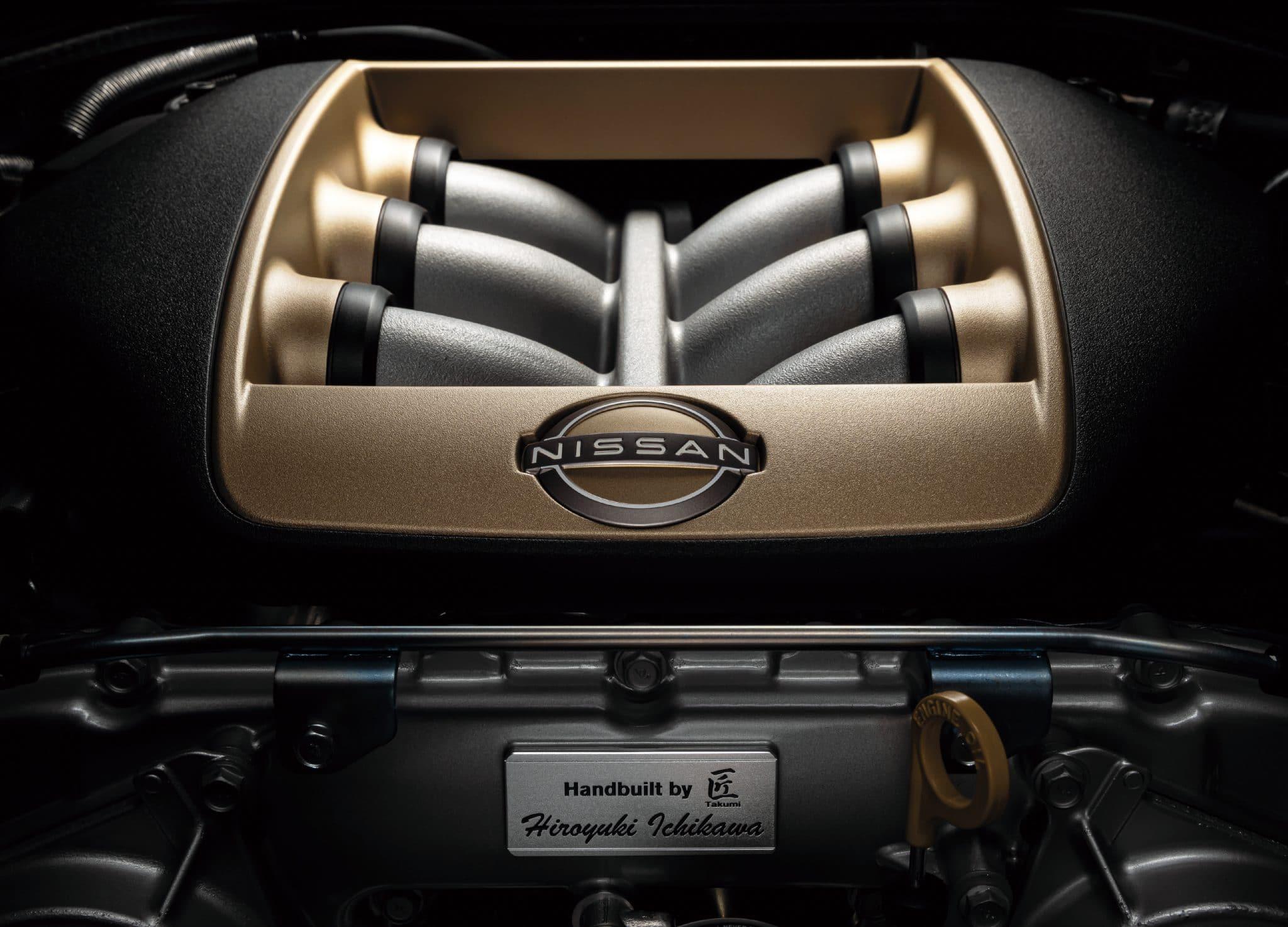 Nissan GTR T-Spec