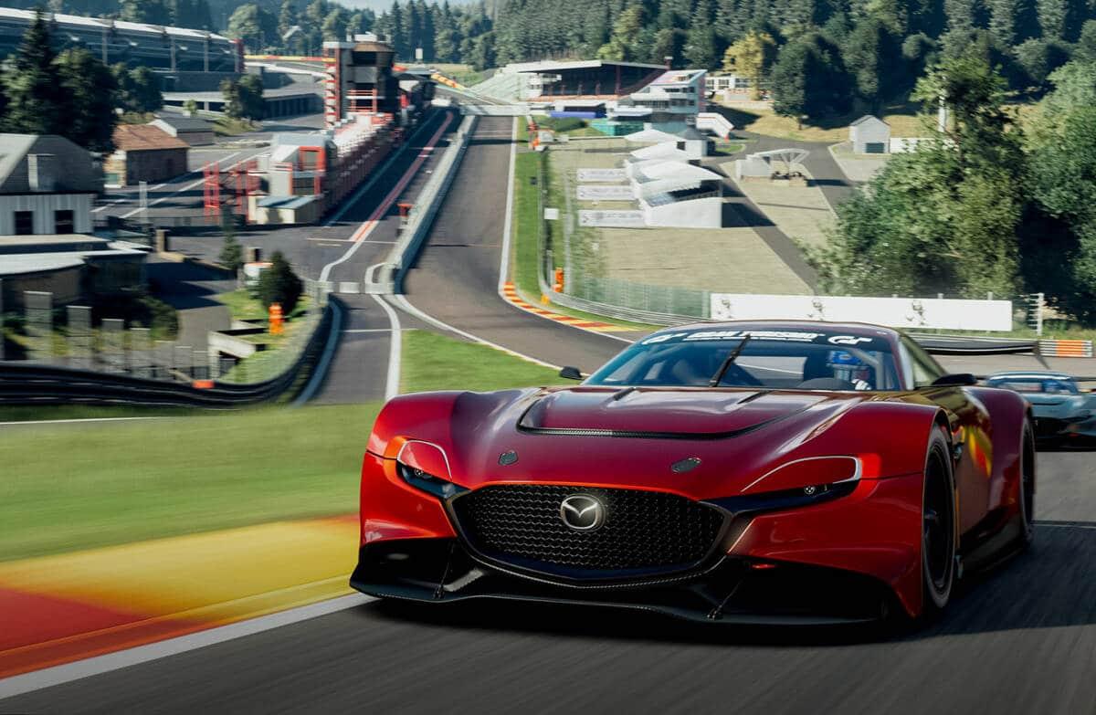 Gran Turismo 7 sortie 22 mars 2022